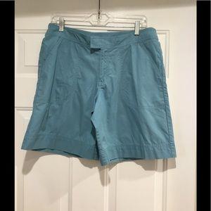 Patagonia Water Girl Teal Shorts